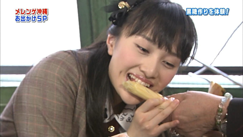 【擬似フェラ画像】こんなエロい食べ方するとか狙ってるとしか思えないでしょwww 14