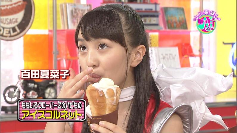 【擬似フェラ画像】こんなエロい食べ方するとか狙ってるとしか思えないでしょwww 16
