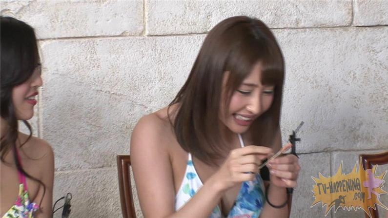 【お宝エロ画像】今回のケンコバのバコバコTVはエロシーンが盛りだくさん!谷間キャプから逝き顔晒してる女までww 32