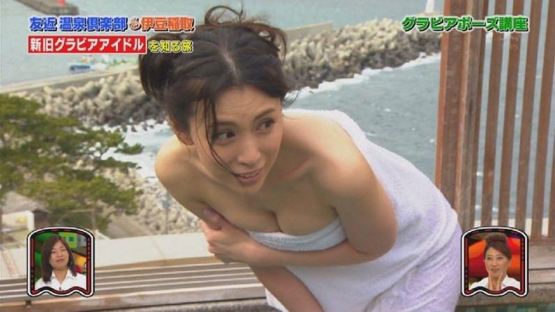 【入浴キャプ画像】芸能人の生肌が拝める温泉レポって最高でしょwww 17