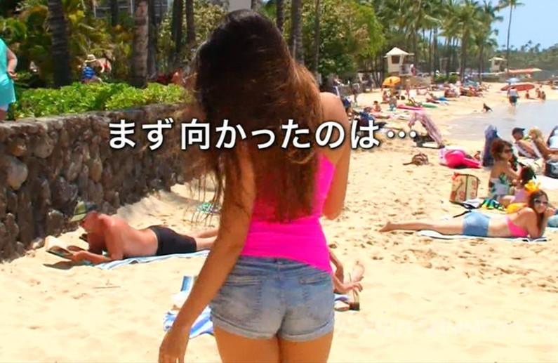 【お尻キャプ画像】テレビに映った美尻コレクション!好みのお尻はありますか?w