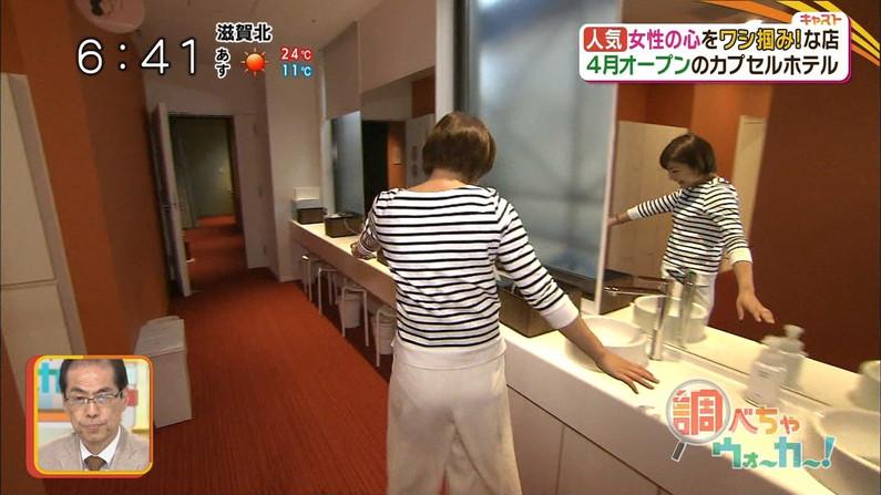 【お尻キャプ画像】テレビに映った美尻コレクション!好みのお尻はありますか?w 10