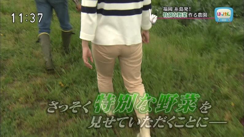 【お尻キャプ画像】テレビに映った美尻コレクション!好みのお尻はありますか?w 12