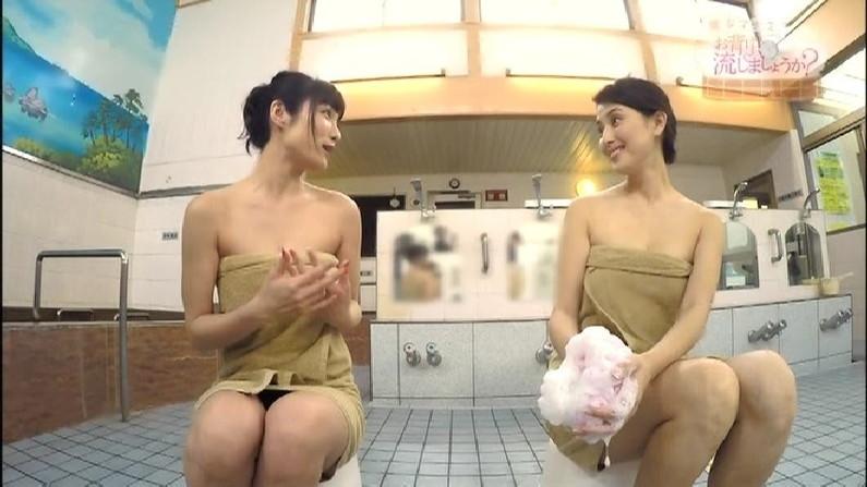 【入浴キャプ画像】橋本マナミの入浴番組で遂にマンコ映るハプニング!!(他画像あり!) 04